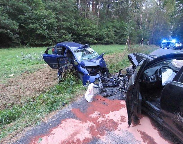 Kriminalisté ukončili vyšetřování tragické dopravné nehody u Rynárce.
