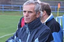 Své významné životní jubileum slaví fotbalový trenér Vítězslav Machatka coby kormidelník B-třídního Bohdalova.