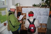 Účastníci letošní Čvachtačky si vybírali mezi několika různě dlouhými trasami.