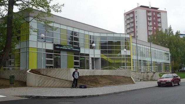 Kulturní dům v Novém Městě na Moravě.