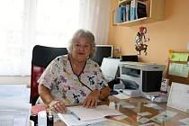 Dětská lékařka Eva Mátlová.
