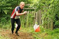 Premiérové mistrovství republiky orientačních běžců se uskutečnilo v rekreačním středisku Nesměř u Velkého Meziříčí.