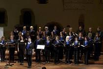 Smíšený pěvecký sbor Carmina Bohemica vystoupí v sobotu 7. ledna 2012 od 17 hodin v poutním kostele svatého Jana Nepomuckého na Zelené hoře.