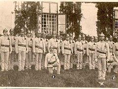 K založení sboru došlo v roce 1894, a to v souvislosti s velkými požáry v okolních obcích.
