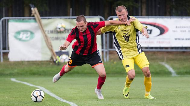 Gólman Broža zajistil fotbalistům Moravce postup