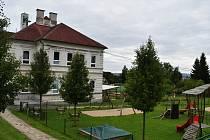 Moravec na Žďársku.