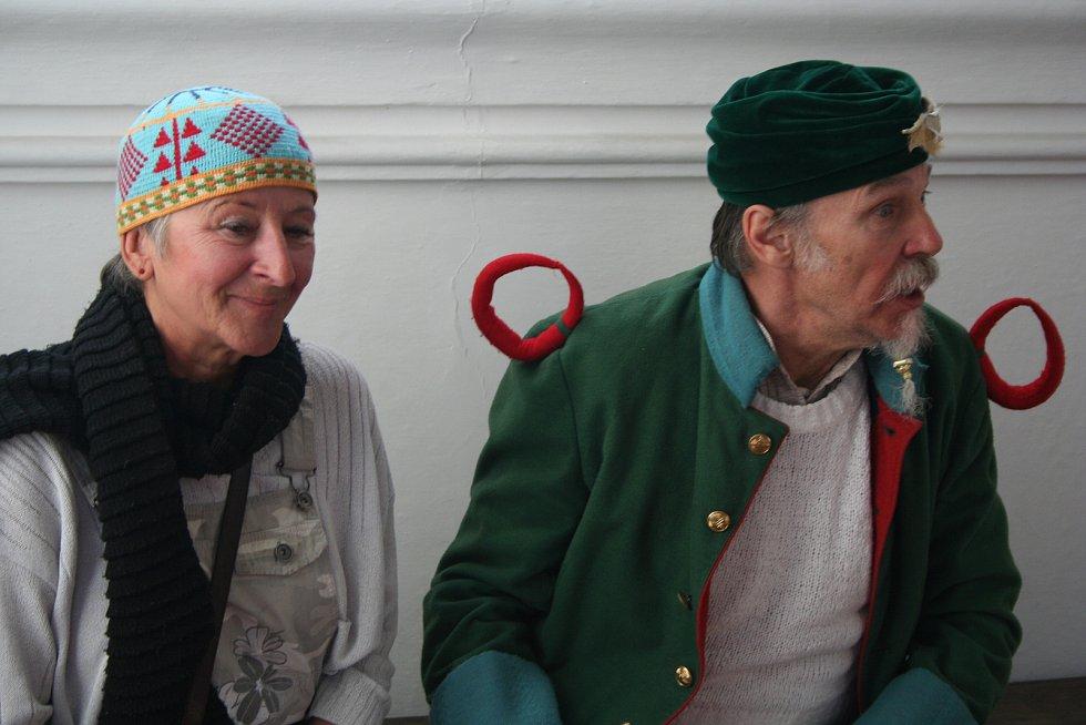 Lubo Kristek (vpravo).