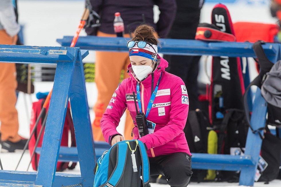 Světový pohár v biatlonu v Novém Městě na Moravě.
