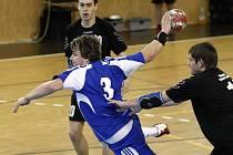 Házenkáři Nového Veselí jsou nejlepším týmem II. ligy. Za odměnu si zahrají baráž s Ostravou o vyšší soutěž.