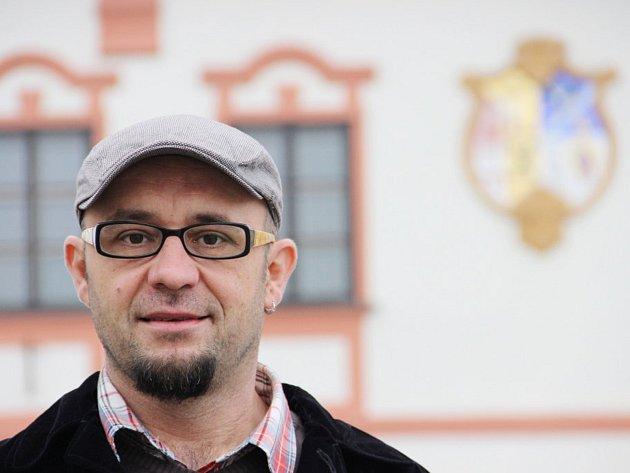 Starosta Žďáru nad Sázavou Zdeněk Navrátil.