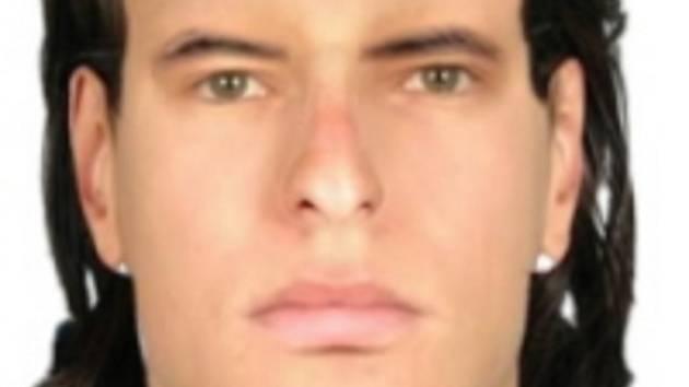Pravděpodobná podoba muže, jehož tělo někdo zakopal na Havlíčkobrodsku.