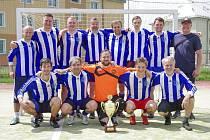 Vítězem čtyřiatřicátého ročníku Žďárské ligy malé kopané se stali fotbalisté Benjaminu.