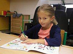 Představí se žáci ze ZŠ v Radňovicích.
