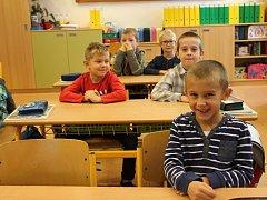 Prvňáci mají svá tabla! Představíme školáky ze 2. ZŠ v Novém Městě na Moravě.