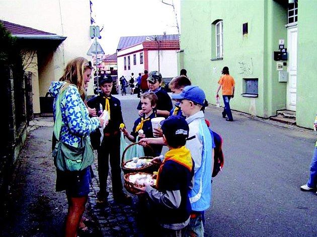 Celkem 9090 korun přibylo na konto Pomozte dětem díky žďárským skautům.