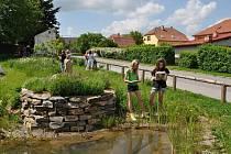 """ZŠ Velká Bíteš - projekt """"Přírodní učebna – centrum udržitelného rozvoje"""""""