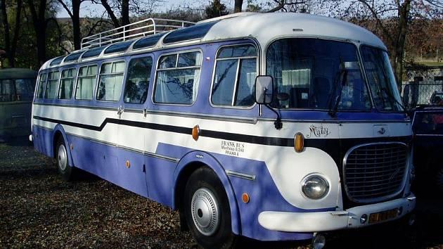 Zpronevěřený autobus