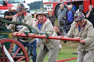 Škrdlovický hasičský závod.