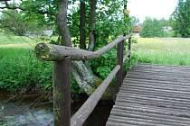 Novoměstští letos opravují dva mostky, které byly již ve velmi špatném technickém stavu.