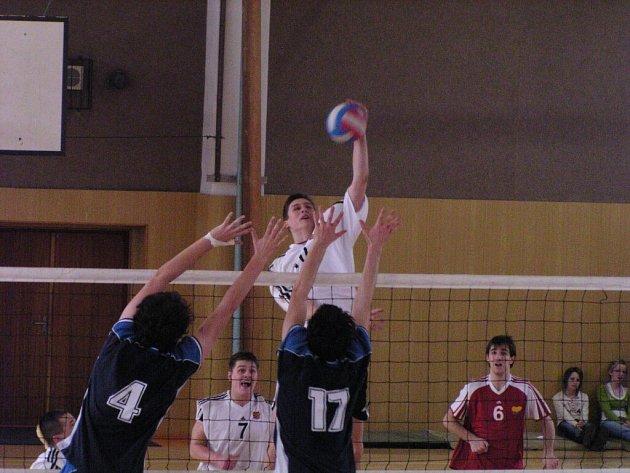 Meziříčští volejbalisté prohráli oba zápasy s Libercem.