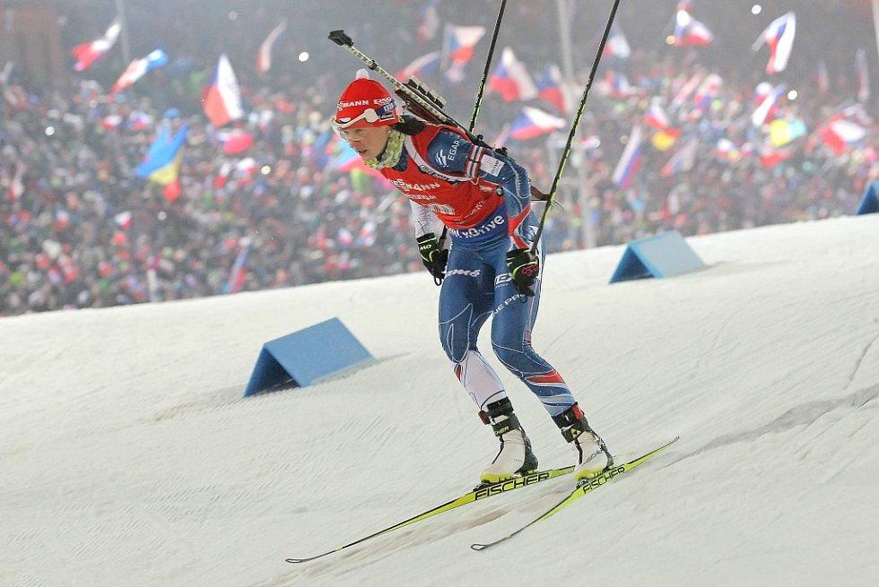 SP Nové Město na Moravě, stíhací závod žen.