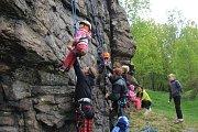 Členové Trip Teamu organizují i akce pro děti.