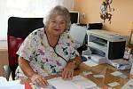 Eva Mátlová je dětskou lékařkou už sedmačtyřicet let.