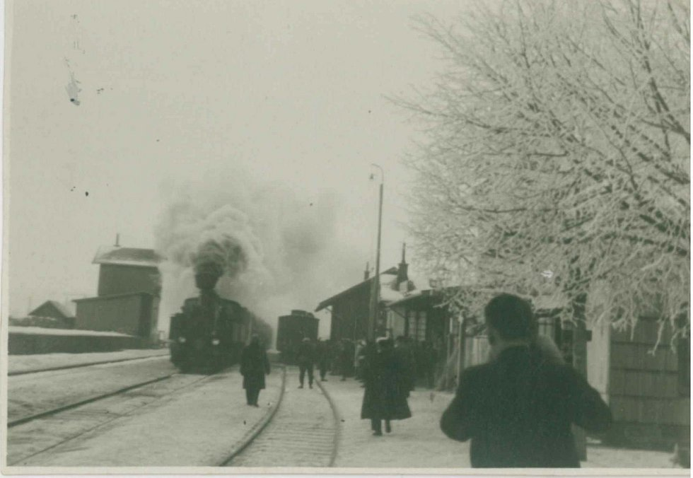 Lyžaře z Brna přivážely zvláštní lyžařské vlaky.