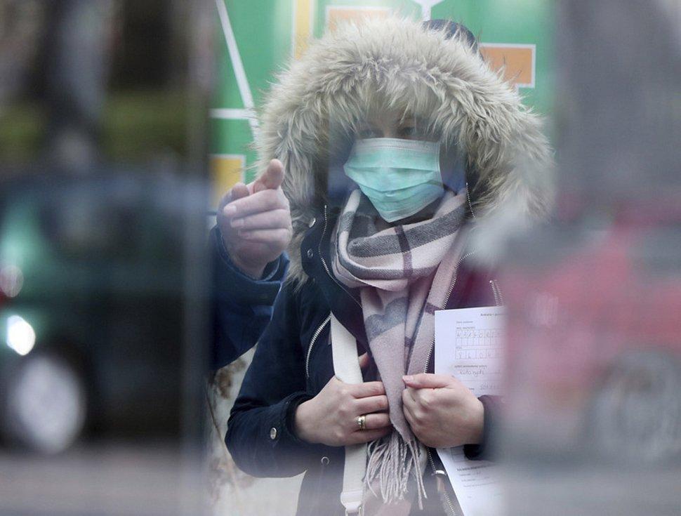 Život v době nákazy koronavirem, ilustrační foto
