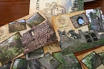 Chcete poznat hrady Zubří země?