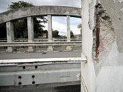Most přes řeku Balinku.
