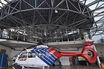 Provoz letecké záchranné služby pro Kraj Vysočina zajišťuje od 1. ledna vrtulník EC 135 rakouské společnosti Helikopter Air Transport.
