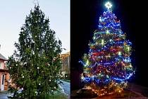 Stromeček v Dolním Čepí