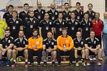 Před předčasným ukončením ročníku patřilo druholigovým házenkářům Velkého Meziříčí šesté místo.
