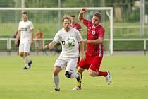 Na společné týmové tréninky si musí nechat jak ve Žďáře nad Sázavou (v bílém), tak také v Bystřici nad Pernštejnem (v červeném) stále ještě zajít chuť.