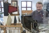 Výstava v Regionálním muzeum města Žďár nad Sázavou s názvem Velká Válka očima Antonína Kurky - 1. světová válka ve fotografiích.