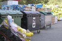 Překladiště by mělo v Bystřici zefektivnit nakládání s komunálním odpadem.
