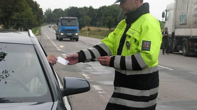Akce, která se na Žďársku uskutečnila letos poprvé, se u řidičů shledala s úspěchem.