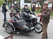 Na startu jubilejní 30. Jarní rallye Vysočina 2017 je celkem 42 posádek, z nich je cirka dvanáct ze zahraničí. Foto: Deník/Zlata Ptáčková