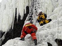 Vírskou ledovou stěnu využívají nejenom amatéři z řad veřejnosti, ale v rámci výcviku například i vojáci nebo členové integrovaného záchranného systému.