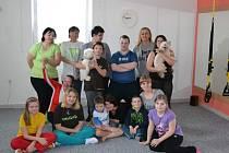 Spolek Úsměváčci v Bystřici nad Pernštejnem sdružuje rodiny s handicapovanými dětmi.