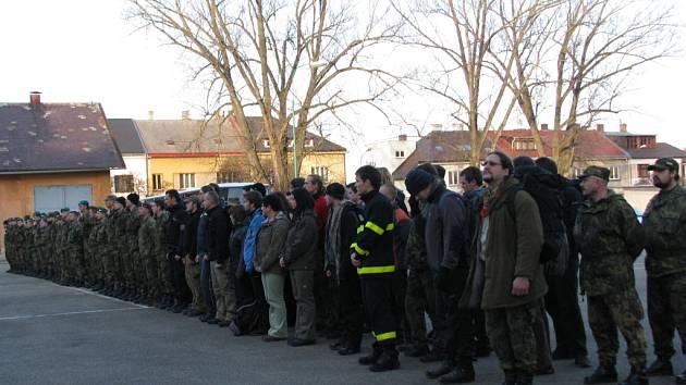Pamětní pochod Charkov - Sokolovo