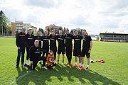 Bezmála devadesát mladých fotbalových gólmanů se před týdnem utkalo ve Velké Bíteši na akci Just 4 Keepers.