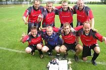 Turnaj v Pohledci vyhrálo žďárské mužstvo Lost Commandos.