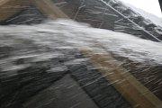 Žďársko postihl přívalový déšť a kroupy.