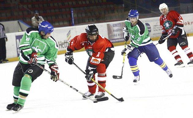Vesnická hokejová liga Žďárska 2011/2012