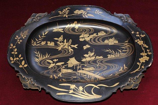 Japonské předměty v Meziříčí lze vidět do 16. října.