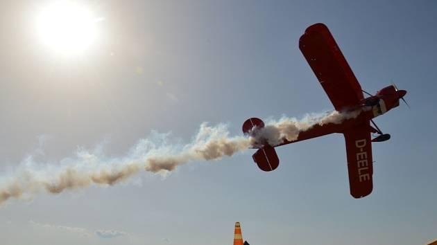 Aeroshow se v Šiklově mlýně koná už od roku 2008.