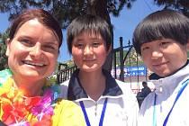 Trasa jednoho z nejtěžších maratonů světa vede po Velké čínské zdi. Zdolat jedinečnou výzvu se vydala vytrvalkyně Jitka Křížová. Medaili, běžecké tričko i sportovní číslo pak vydražila pro organizace, které pomáhají nevidomým.