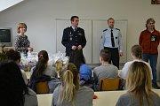 Příprava na Vánoce v ženské věznici ve Světlé nad Sázavou.